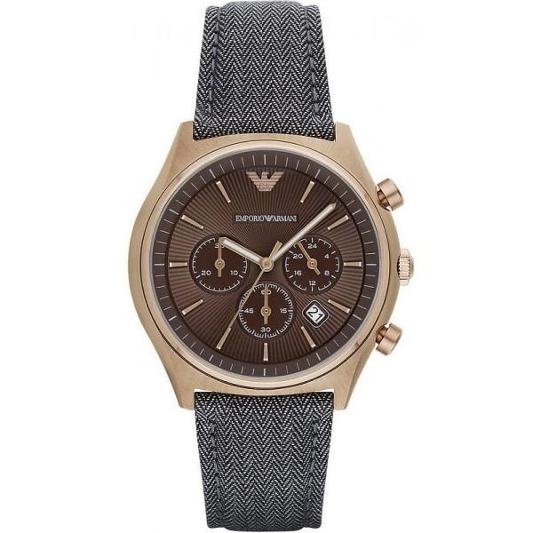 Acquistare Orologio Uomo Emporio Armani Zeta AR1976 Cronografo