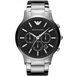 Orologio Uomo Emporio Armani Renato AR2460 Cronografo