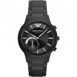 Acquistare Orologio Uomo Emporio Armani Connected Renato ART3001 Hybrid Smartwatch