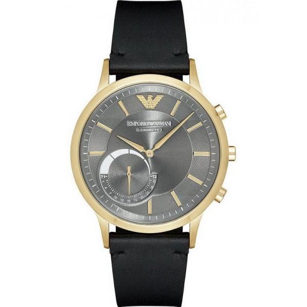 Acquistare Orologio Uomo Emporio Armani Connected Renato ART3006 Hybrid Smartwatch