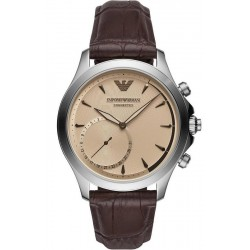 Acquistare Orologio Uomo Emporio Armani Connected Alberto ART3014 Hybrid Smartwatch