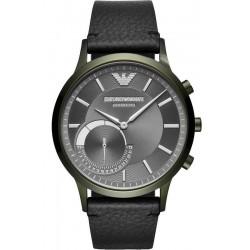 Acquistare Orologio Uomo Emporio Armani Connected Renato ART3021 Hybrid Smartwatch