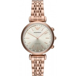 Acquistare Orologio Donna Emporio Armani Connected Gianni T-Bar ART3026 Hybrid Smartwatch