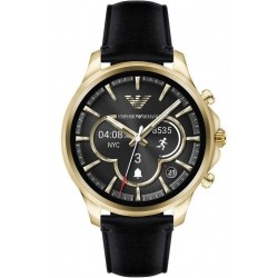 Acquistare Orologio Uomo Emporio Armani Connected Alberto ART5004 Smartwatch