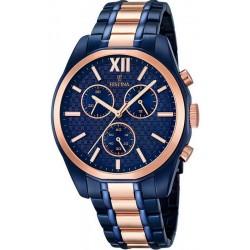Orologio Uomo Festina Elegance F16857/1 Cronografo Quartz