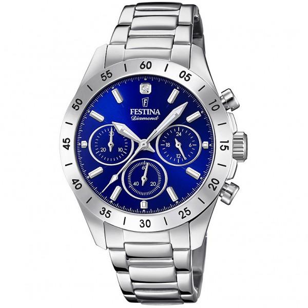 Acquistare Orologio Donna Festina Boyfriend F20397/2 Cronografo Quartz