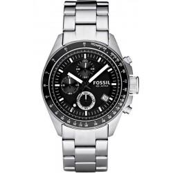 Acquistare Orologio Fossil Uomo Decker CH2600IE Cronografo Quartz