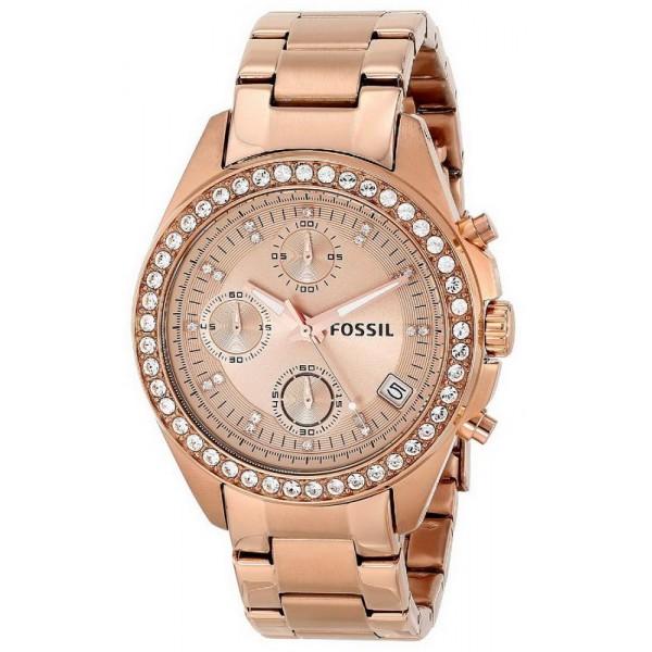 Acquistare Orologio Fossil Donna Decker ES3352 Cronografo Quartz