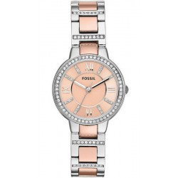 Orologio Fossil Donna Virginia ES3405 Quartz