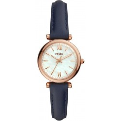 Acquistare Orologio Fossil Donna Carlie Mini ES4502 Madreperla Quartz