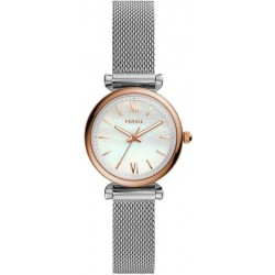 Acquistare Orologio Fossil Donna Carlie Mini ES4614 Madreperla Quartz