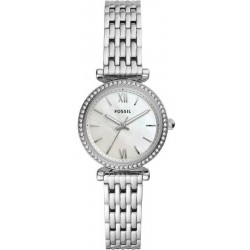 Acquistare Orologio Fossil Donna Carlie Mini ES4647 Madreperla Quartz