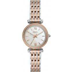 Acquistare Orologio Fossil Donna Carlie Mini ES4649 Madreperla Quartz