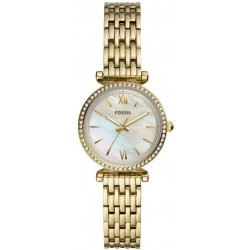 Acquistare Orologio Fossil Donna Carlie Mini ES4735 Madreperla Quartz