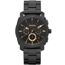 Orologio Fossil Uomo Machine FS4682 Cronografo Quartz