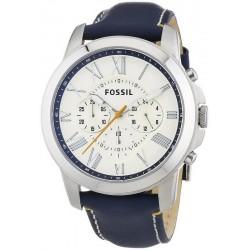 Acquistare Orologio Fossil Uomo Grant FS4925 Cronografo Quartz