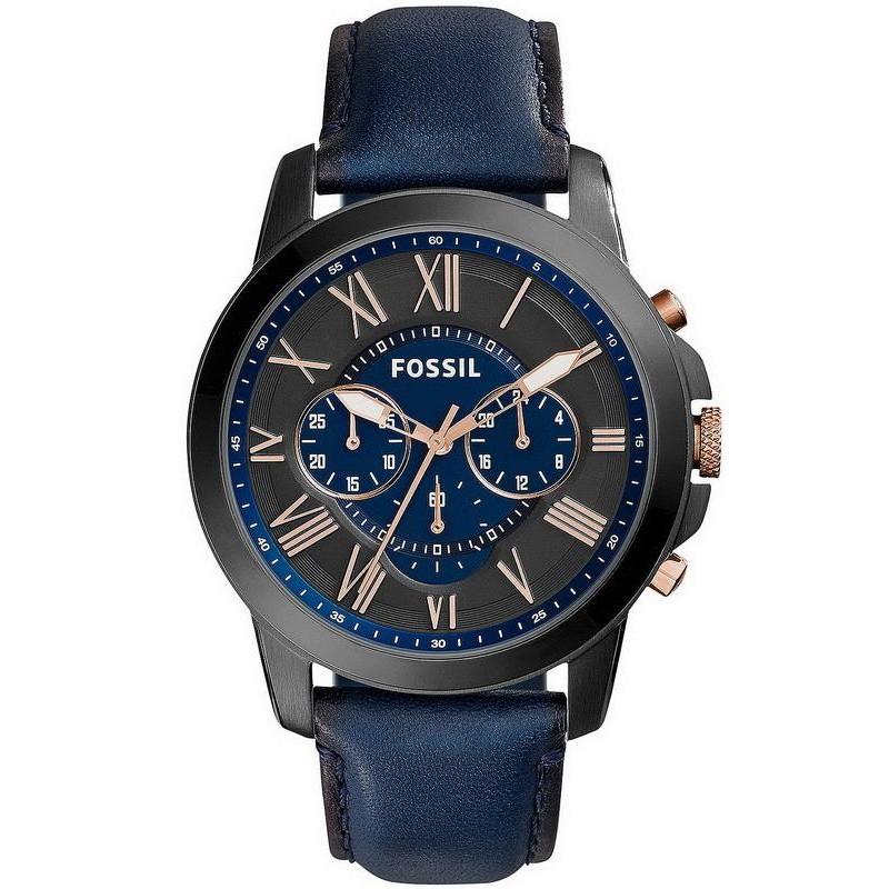 08fdd556b75c9d Orologio Fossil Uomo Grant FS5061 Cronografo Quartz - Crivelli Shopping