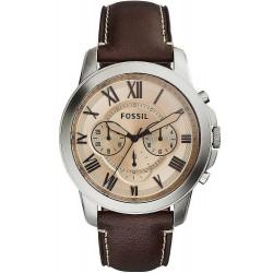 Acquistare Orologio Fossil Uomo Grant FS5152 Cronografo Quartz