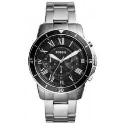 Orologio Fossil Uomo Grant Sport FS5236 Cronografo Quartz