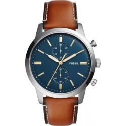 Orologio Fossil Uomo Townsman FS5279 Cronografo Quartz