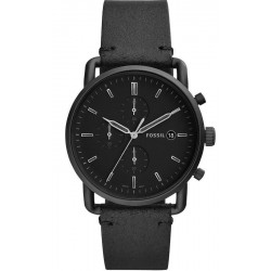 Orologio Fossil Uomo The Commuter Chrono FS5504 Quartz