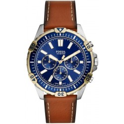 Orologio Fossil Uomo Garrett FS5625 Cronografo Quartz