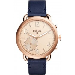 Orologio Fossil FTW1128 Q Tailor Smartwatch Analog Dual Time Multifunzione Donna
