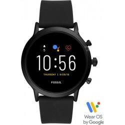 Acquistare Orologio Uomo Fossil Q The Carlyle HR Smartwatch FTW4025