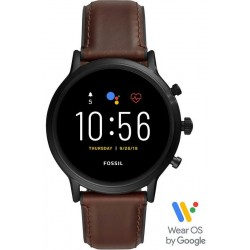Orologio Uomo Fossil Q The Carlyle HR Smartwatch FTW4026