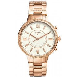 Acquistare Orologio Fossil Q Donna Virginia FTW5010 Hybrid Smartwatch