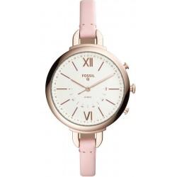 Acquistare Orologio Fossil Q Donna Annette FTW5023 Hybrid Smartwatch