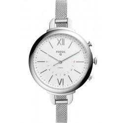 Acquistare Orologio Fossil Q Donna Annette FTW5026 Hybrid Smartwatch