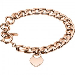 Bracciale Donna Fossil Vintage Iconic JF03277791 Cuore