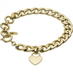 Bracciale Donna Fossil Vintage Iconic JF03278710 Cuore