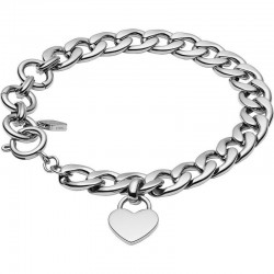 Bracciale Donna Fossil Vintage Iconic JF03279040 Cuore