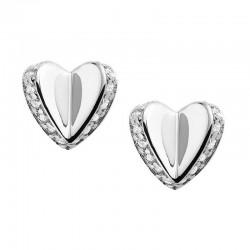 Acquistare Orecchini Donna Fossil Sterling Silver JFS00423040 Cuore