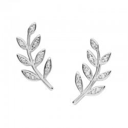 Acquistare Orecchini Donna Fossil Sterling Silver JFS00483040