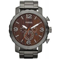 Orologio Fossil Uomo Nate JR1355 Cronografo Quartz