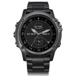 Orologio Uomo Garmin D2 Bravo Sapphire 010-01338-35 Aviation GPS Smartwatch