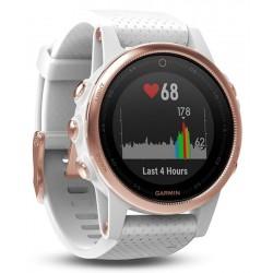 Orologio Donna Garmin 010-01685-17 Fēnix 5S Sapphire GPS Outdoor Smartwatch Multisport