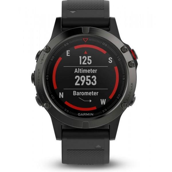Acquistare Orologio Uomo Garmin Fēnix 5 010-01688-00 GPS Smartwatch Multisport