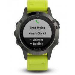 Acquistare Orologio Uomo Garmin Fēnix 5 010-01688-02 GPS Smartwatch Multisport