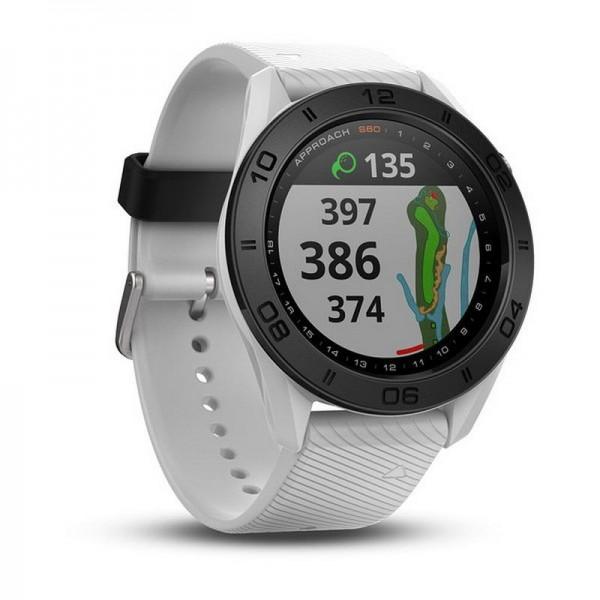 Acquistare Orologio Uomo Garmin Approach S60 010-01702-01 GPS Smartwatch per il Golf