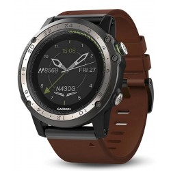 Orologio Uomo Garmin D2 Charlie Sapphire 010-01733-31 Aviation GPS Smartwatch