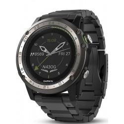 Orologio Uomo Garmin D2 Charlie Sapphire 010-01733-33 Aviation GPS Smartwatch