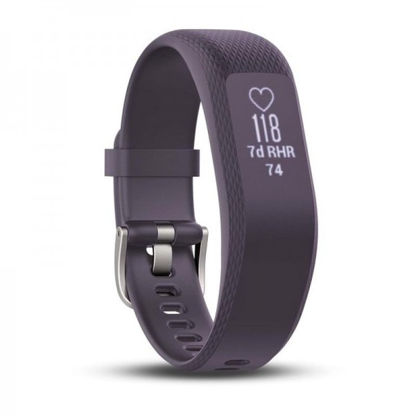 Acquistare Orologio Unisex Garmin Vívosmart 3 010-01755-01 Smartwatch Fitness Tracker S/M