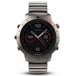 Orologio Uomo Garmin Fēnix Sapphire Chronos 010-01957-01 GPS Smartwatch Multisport