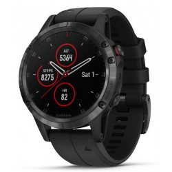 Orologio Uomo Garmin Fēnix 5 Plus Sapphire 010-01988-01 GPS Smartwatch Multisport