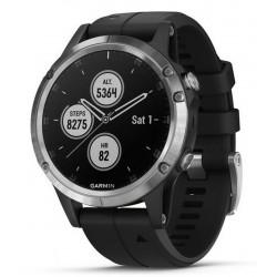 Orologio Uomo Garmin Fēnix 5 Plus Glass 010-01988-11 GPS Smartwatch Multisport