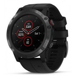 Orologio Uomo Garmin Fēnix 5X Plus Sapphire 010-01989-01 GPS Smartwatch Multisport